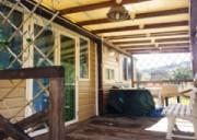 Se cercavi un rifugio estivo...... ;-) proponiamo Terreno agricolo con casa mobile e panoramica doc
